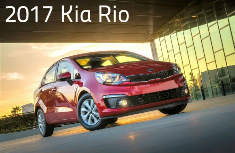 2017 Kia Rio Racine WI