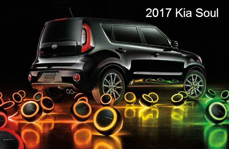 2017 Kia Soul Uber Racine WI
