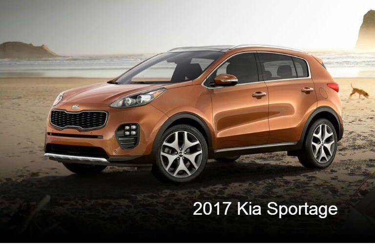 2017 Kia Sportage KBB.com IIHS honors