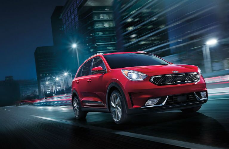 Kia Niro trims FE and LX and EX and Touring