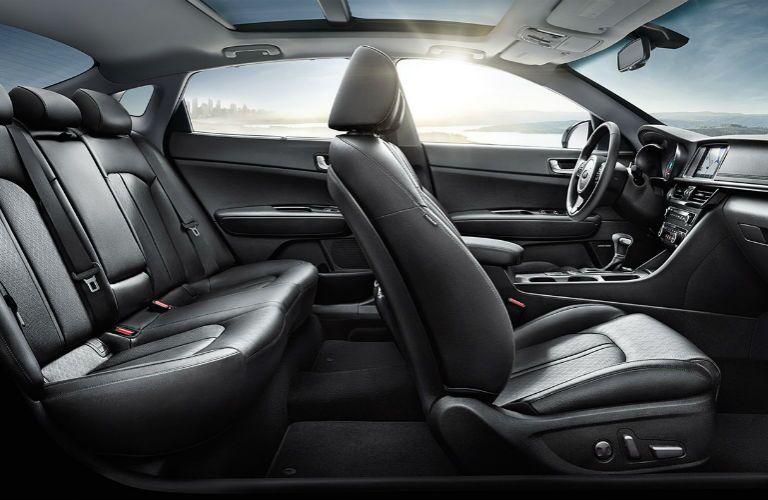2017 Kia Optima Hybrid interior Racine WI