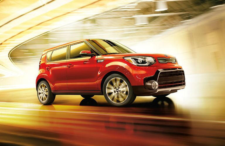 Kia Soul trim levels Base and Plus and Exclaim