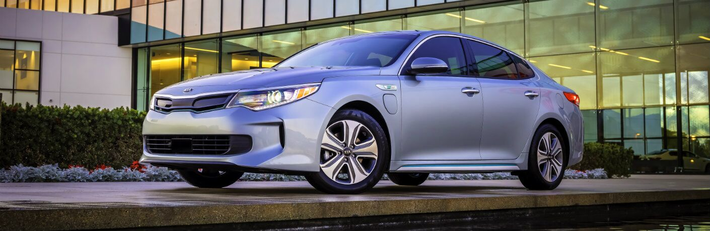 2017 Kia Optima Plug-In Hybrid Racine WI
