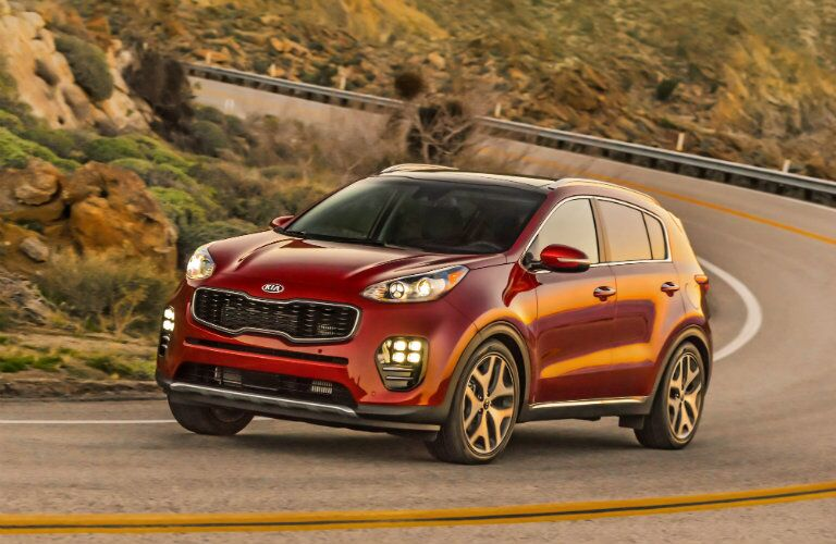 2017 Kia Sportage vs 2017 Ford Escape vs 2017 VW Tiguan Milwaukee WI