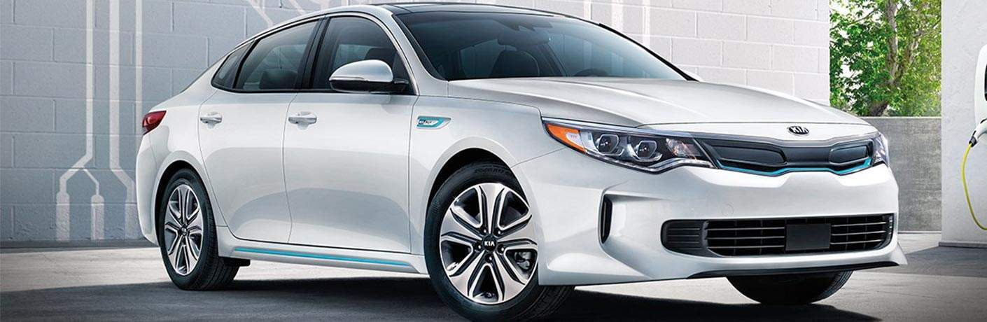 2018 Kia Optima Plug-In Hybrid exterior front
