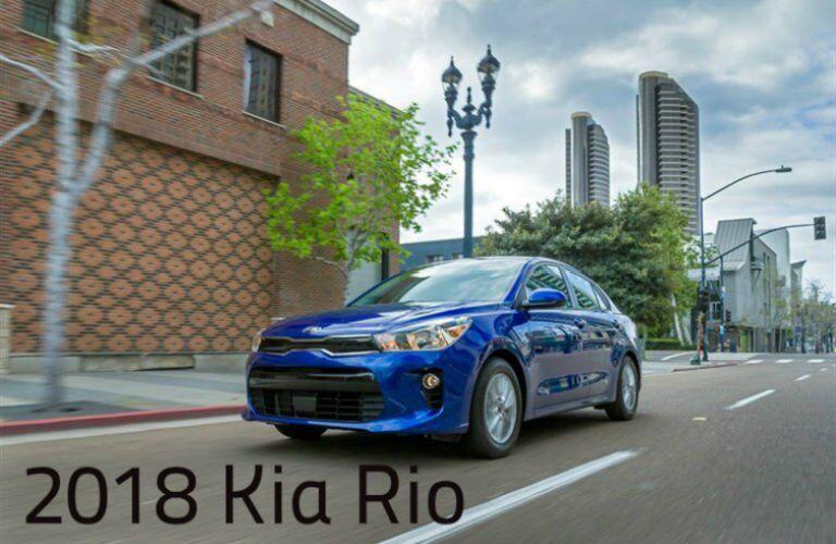 2018 Kia Rio Racine WI