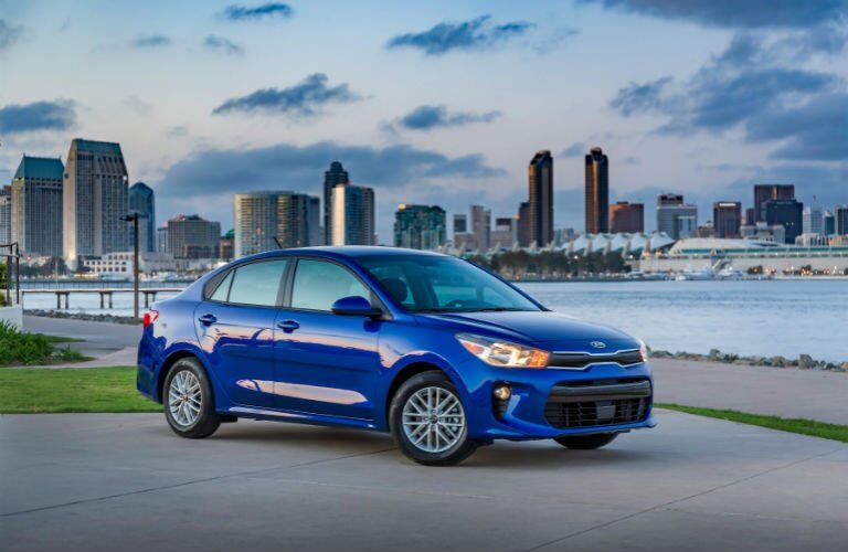 2018 Kia Rio vs. 2018 Toyota Yaris Milwaukee WI