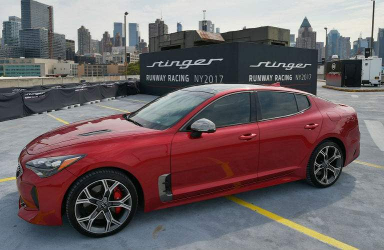 2018 Kia Stinger 0-60 Time and Top Speed vs. Sports Car Competition