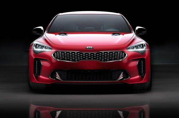 Kia Stinger Racine Milwaukee WI sports car Lambda II and Theta II engines