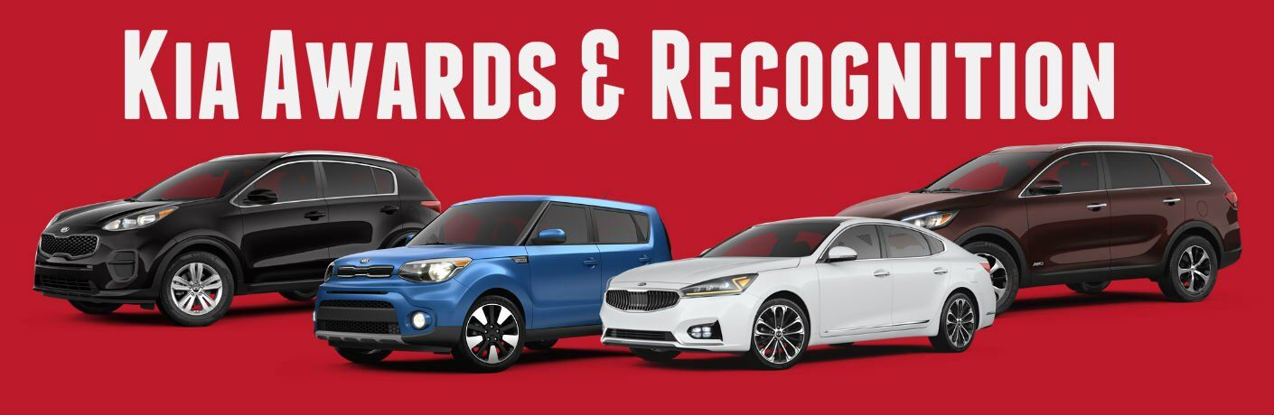 Kia awards and honors IIHS NHTSA 2017 Optima Soul Sorento Cadenza