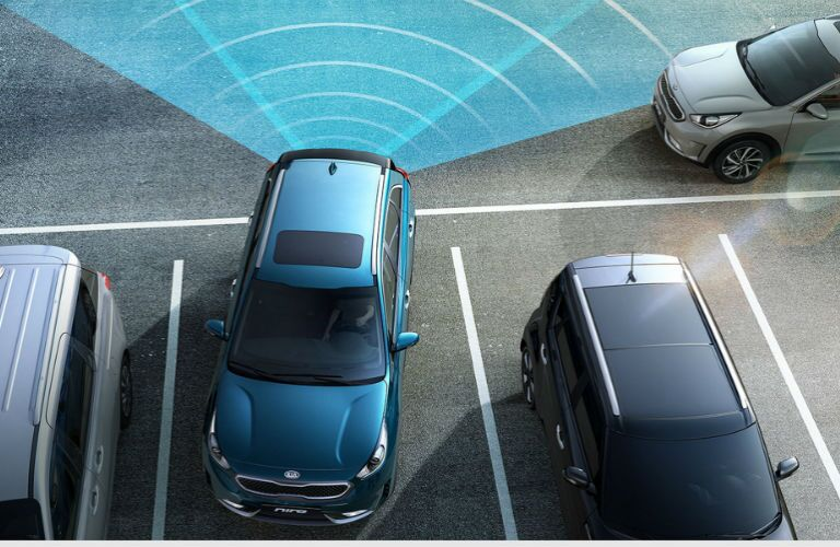 2017 Kia Niro Hybrid Utility Vehicle Racine WI Boucher Kia