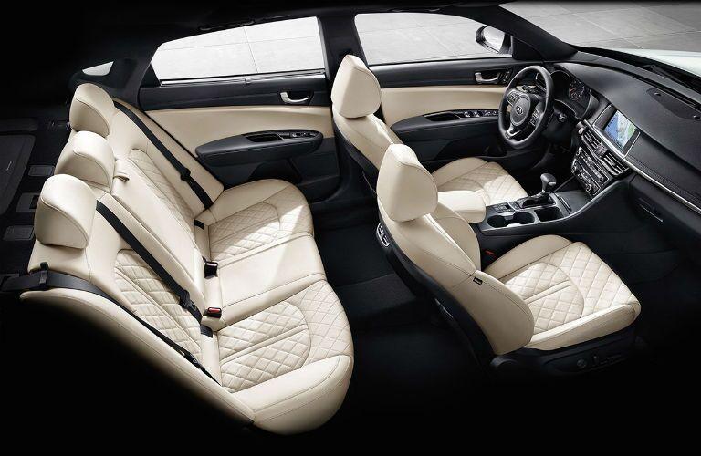 2016 Kia Optima Nappa Leather Seats Frank Boucher Kia Racine, WI