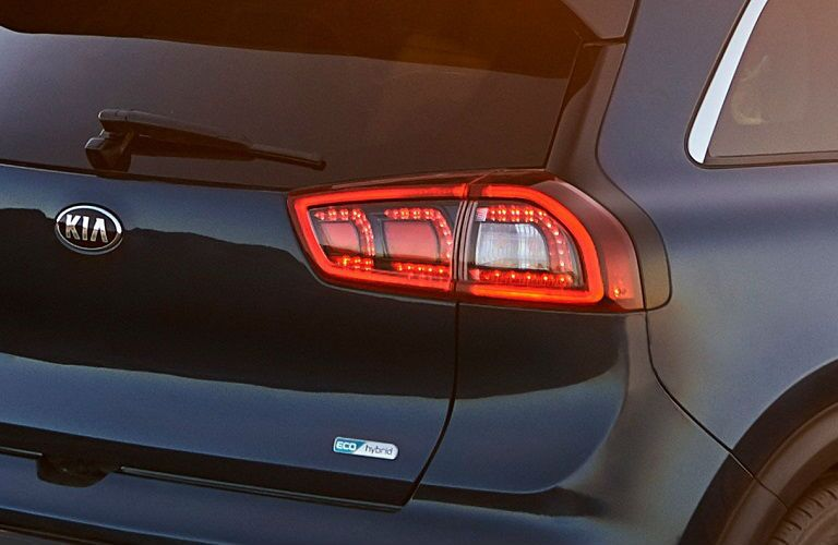 tail lights in 2019 kia niro