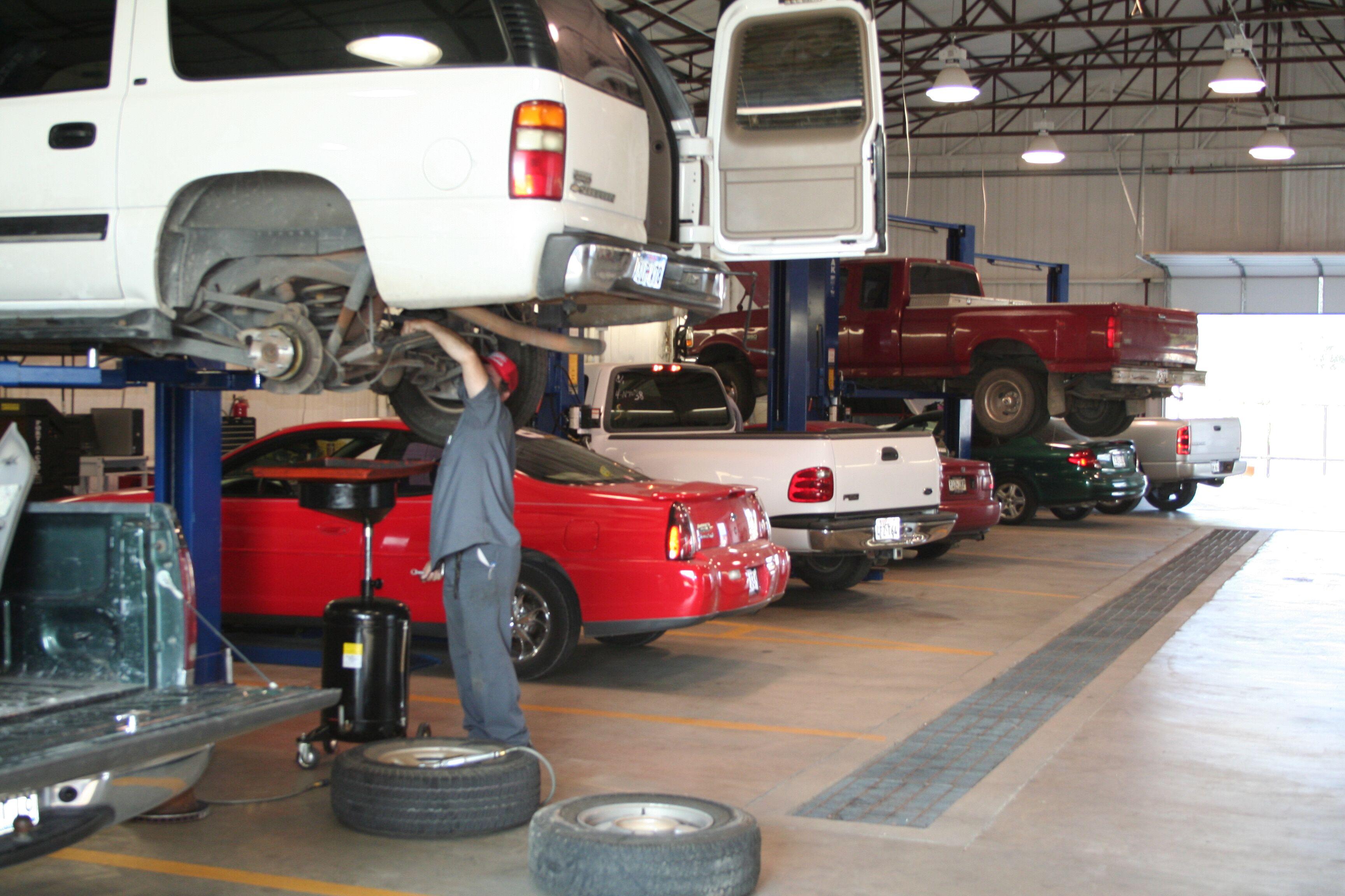 Car service garland tx for Barrett motors rowlett texas