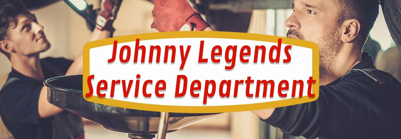 Johnny Legends Las Vegas