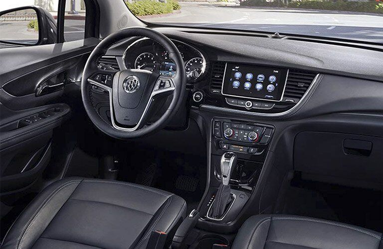 2017 Buick Encore Interior Cabin Dashboard