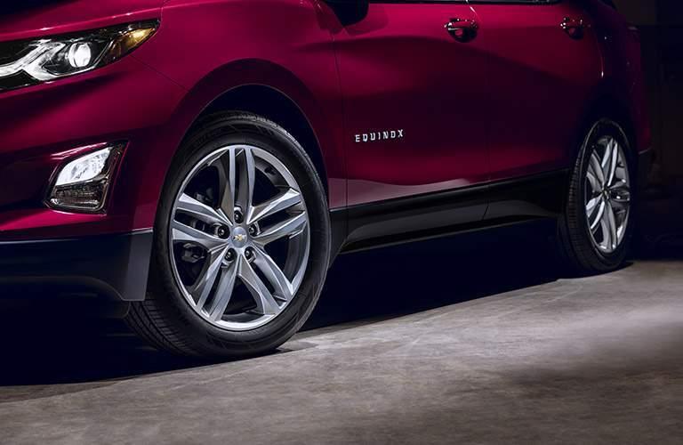 2018 Chevrolet Equinox tires