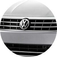 2017 Volkswagen Passat grille