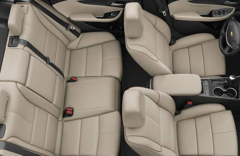 2017 impala seats