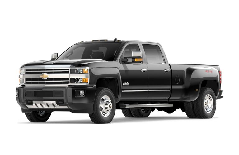 full view of 2018 silverado 3500HD