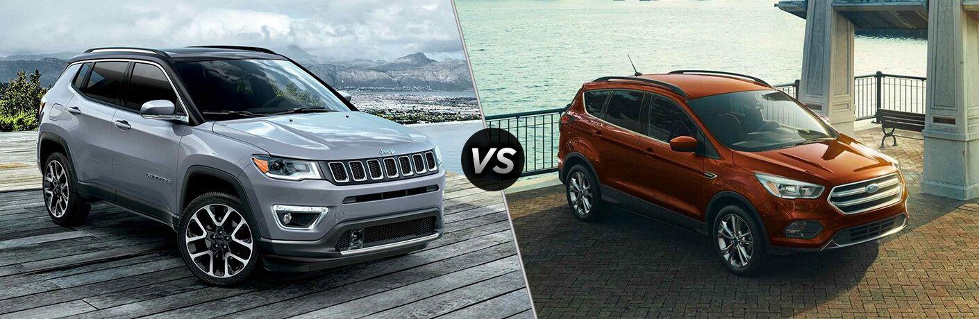 2019 compass vs 2019 ford edge