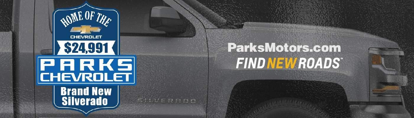 About Parks Chevrolet in Augusta, KS, Serving Wichita & Derby