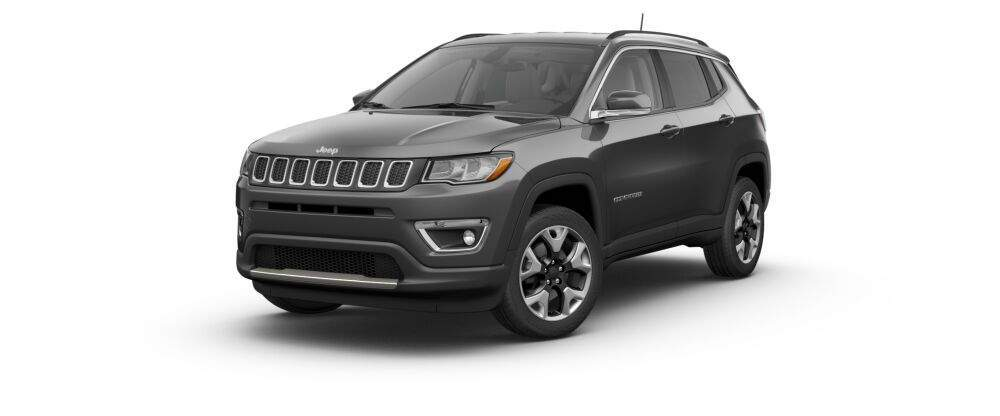 2017 jeep compass in granite