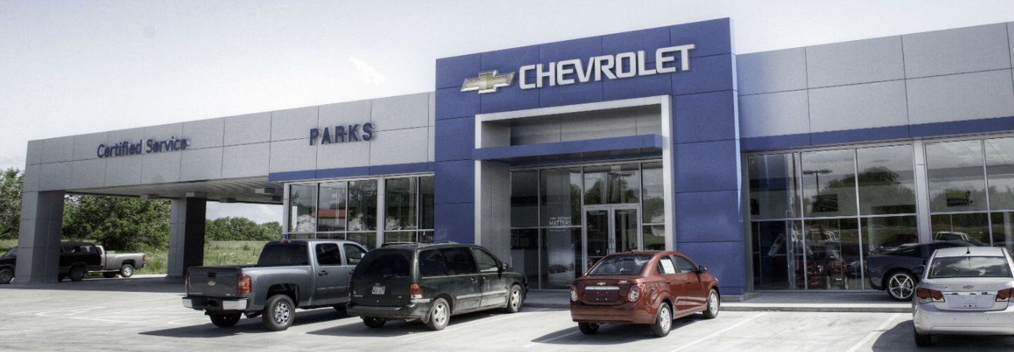 New And Used Chevrolet Vehicles At Parks Chevrolet In Augusta Kansas