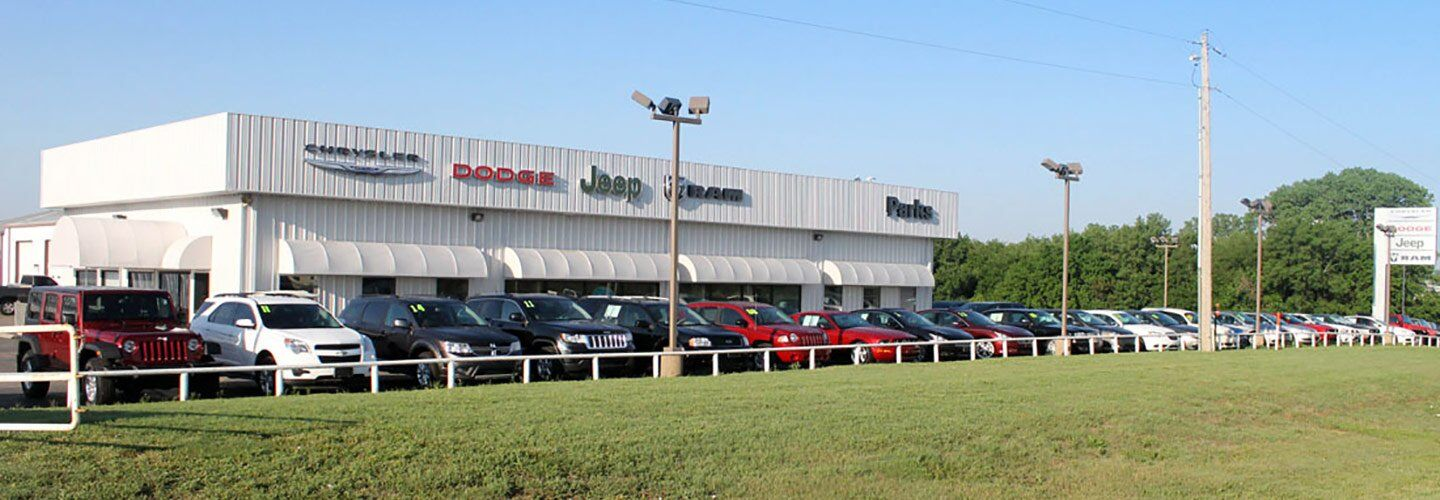 Chrysler, Dodge, Jeep U0026 Ram Dealer In Augusta, KS, Serving Wichita And Derby