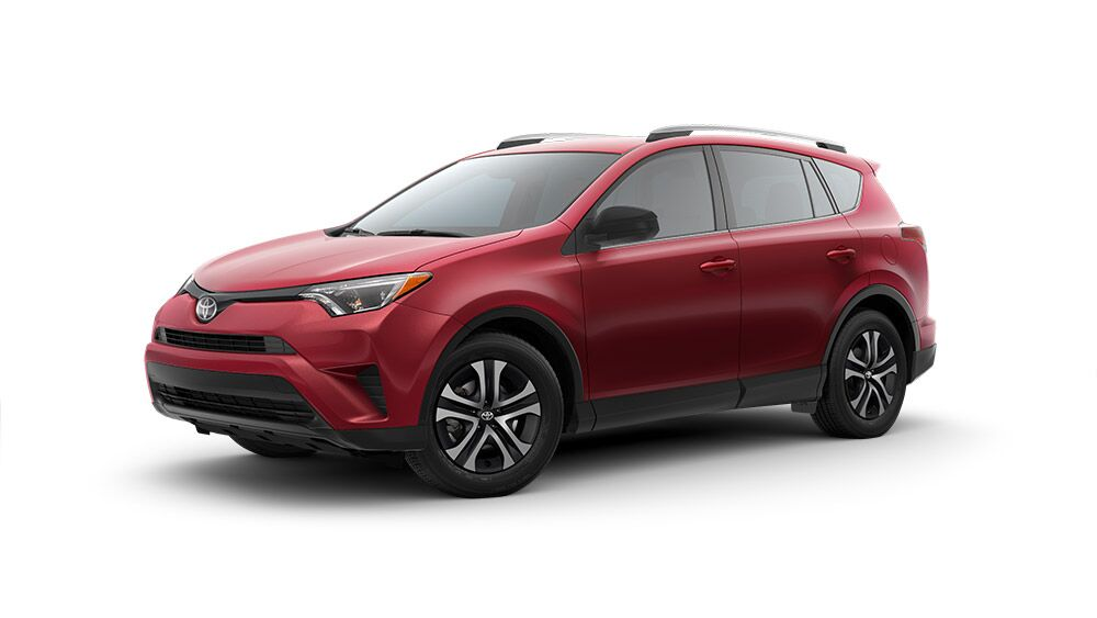 Rent a Toyota RAV4 SUV in Mesa AZ
