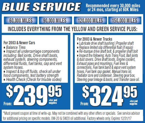 Mazda Oil Change Coupon: Car Coupons Mesa AZ