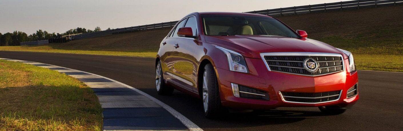 2013 Cadillac ATS exterior front