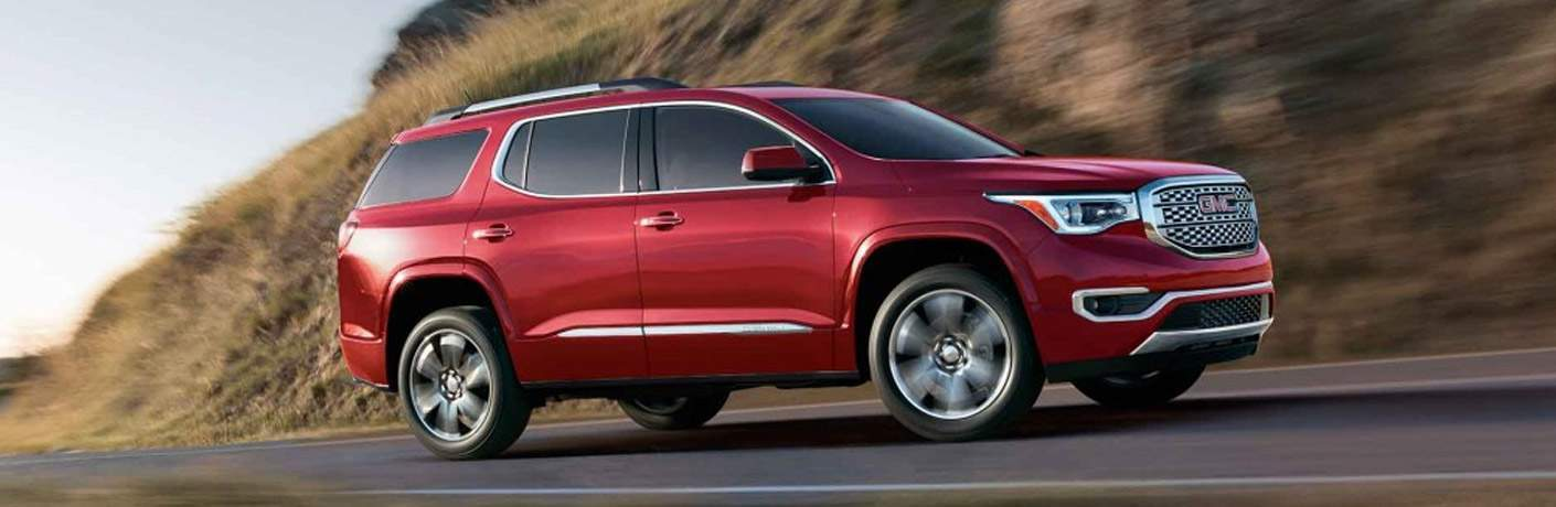 2017 GMC Acadia in Missouri and Illinois