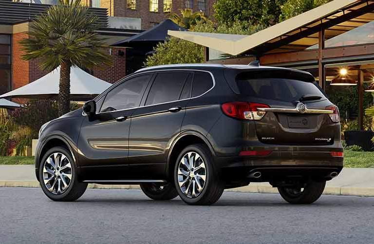 2017 Buick Envision exterior design