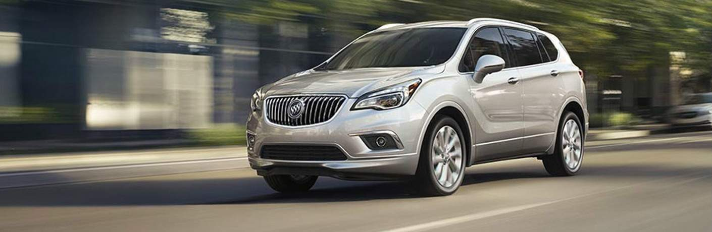 2017 Buick Envision in Missouri and Illinois