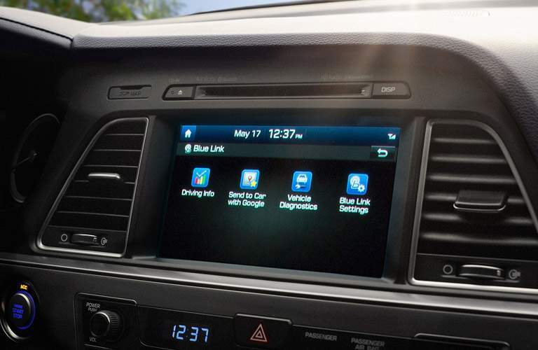 2017 Sonata Touchscreen