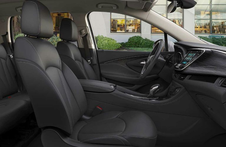 2018 Buick Envision front seats