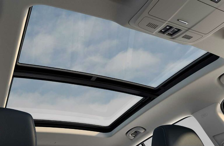 2018 Buick Envision Sunroof