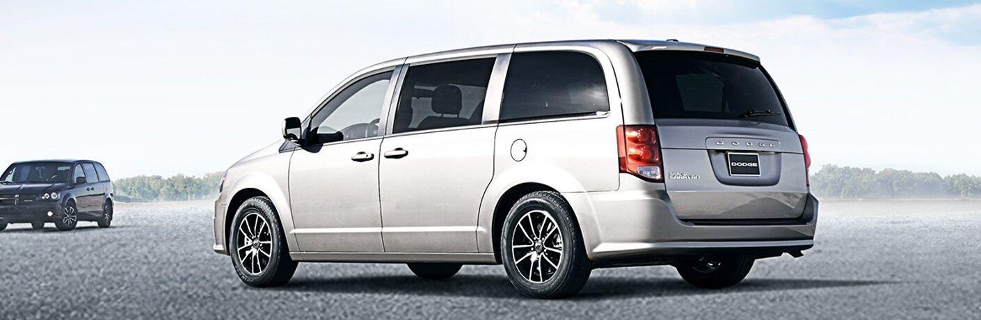2019 Dodge Grand Caravan exterior side profile
