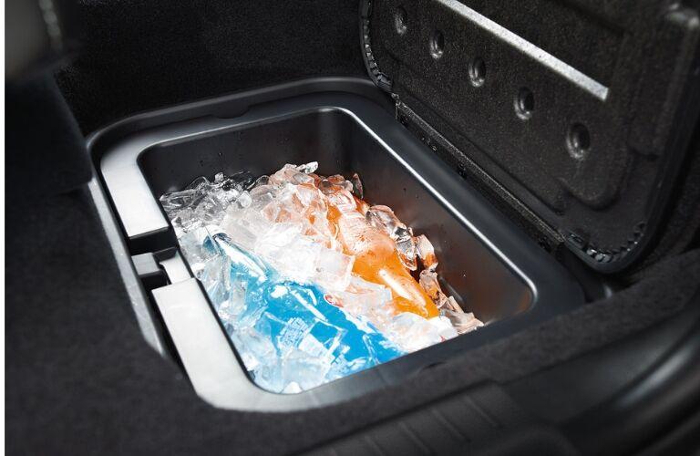 2019 Dodge Journey in-floor storage