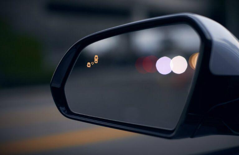 2019 Hyundai Sonata Blind Spot Monitor