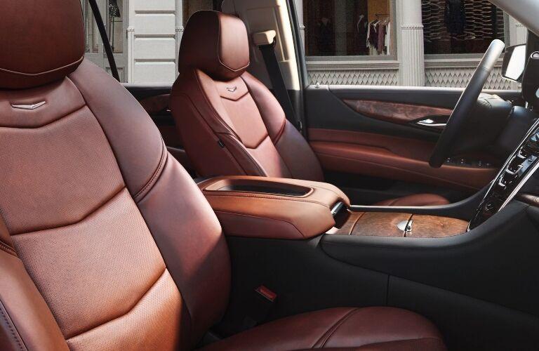 2020 Cadillac Escalade Front Seats