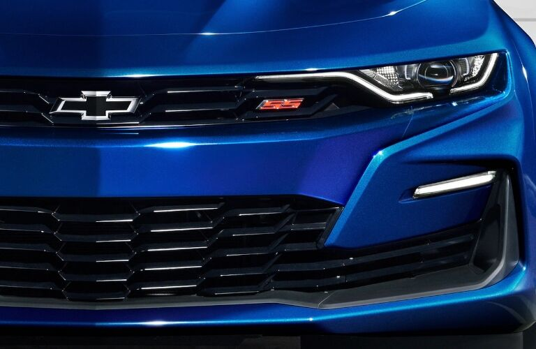 2020 Chevrolet Camaro front end