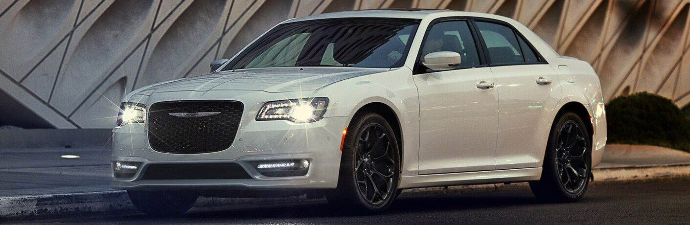 2020 Chrysler 300 parked on the side of the street