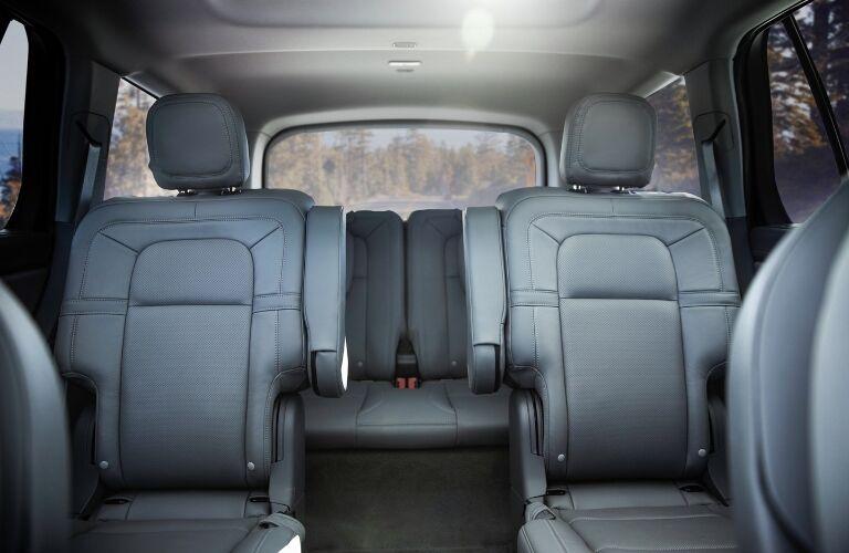 2020 Lincoln Aviator Grand Touring Interior