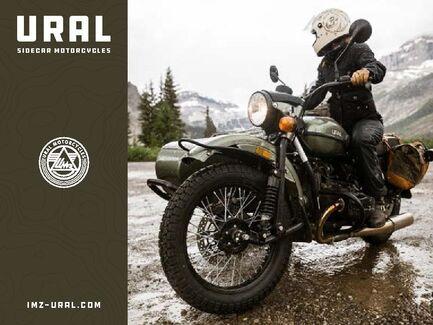 2018 Ural Brochure