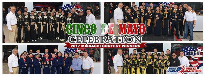 2nd Annual Cinco de Mayo Mariachi Competition & Cookoff