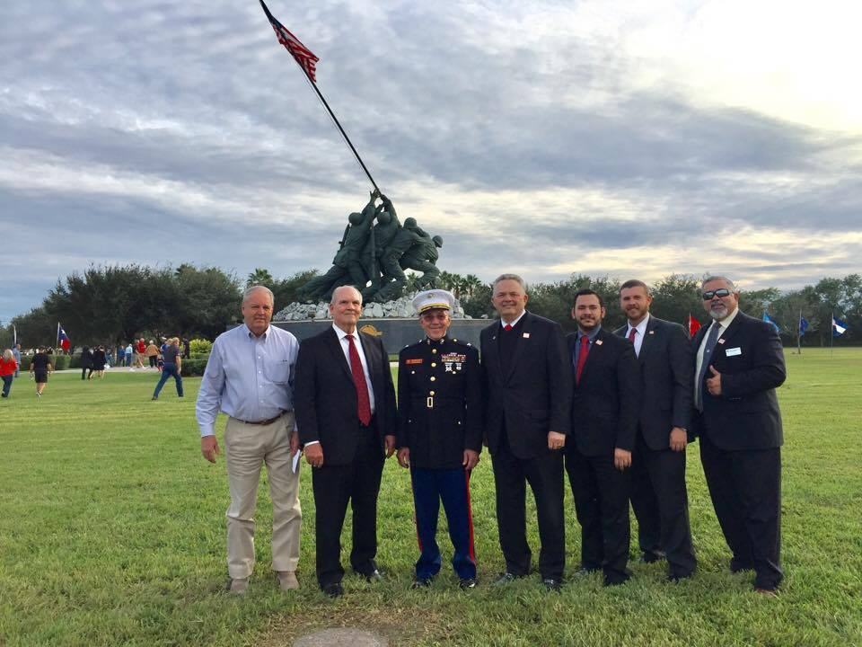 IwoJima Veterans' Memorial