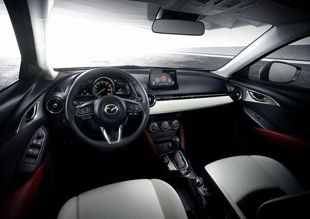 2018 Mazda CX-3 Interior | Bert Ogden Mission Mazda