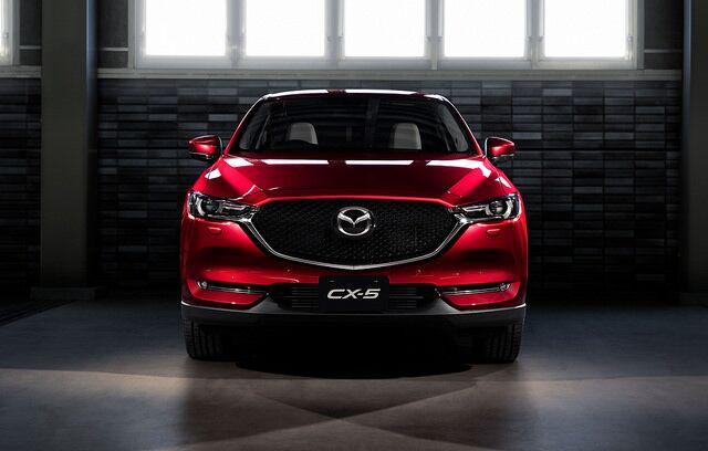 2018 Mazda CX-5 | Bert Ogden Mission Mazda